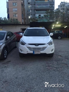 Hyundai in Beirut City - Hyundai tucson model 2015
