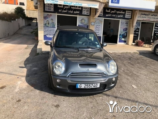 Mini in Saida - ميني كوبر كشف موديل ٢٠٠٥