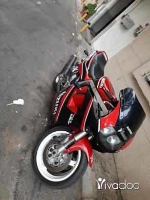 Barossa in Port of Beirut - moto 1100 92
