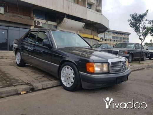 Mercedes-Benz in Tripoli - 190 mercedes