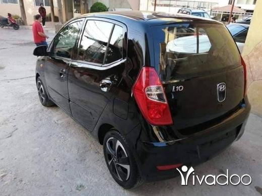 Hyundai in Deir Ammar - هونداي انقاد مفولي بلورق 2015