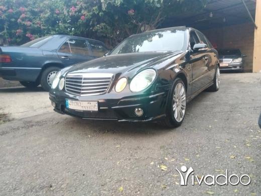 Mercedes-Benz in Tripoli - ٢١١ mercedes