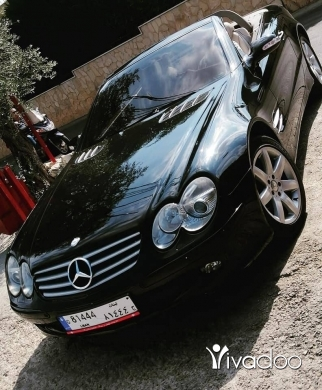 Mercedes-Benz in Dahr el-Ain - Mercedes-Benz sl500