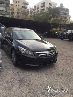Honda in Beirut City - Honda accord model 2012