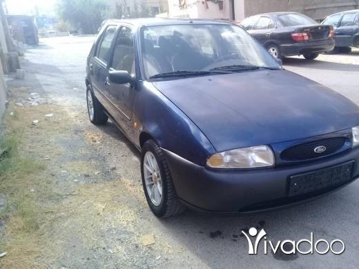 Ford in Sour - فورد فيتسا موديل 1998 انقاض مكيفة فتيس عادي