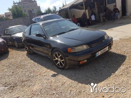 Honda in Taanayel - هوندا سفيك