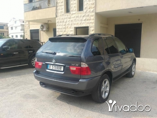 BMW in Zgharta - For sale 2002 x5