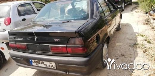 Renault in Akkar el-Atika - Renault 19