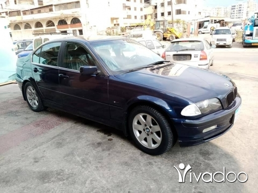 BMW in Tripoli - bmw 99