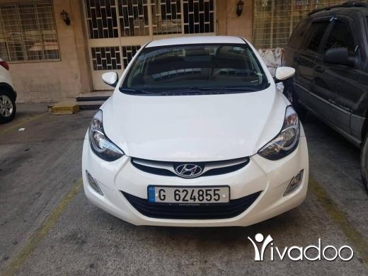 Hyundai dans Berj Hammoud - hyundai elantra 2014 full options