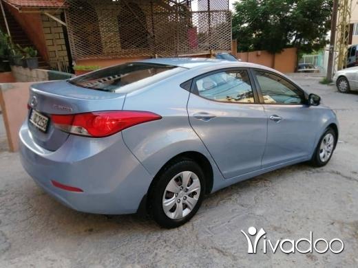 Hyundai in Deir Ammar - هونداي النترا خارقة 2012