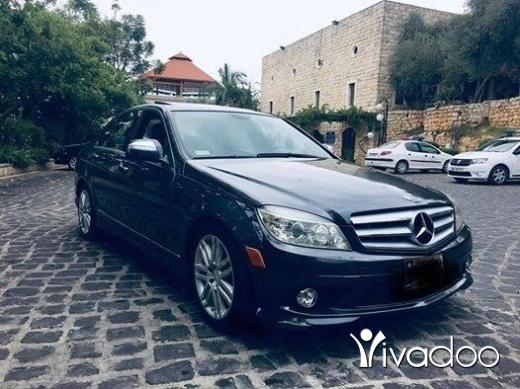 Mercedes-Benz dans Jal el-Dib - Mercedes benz c 300 year 2009