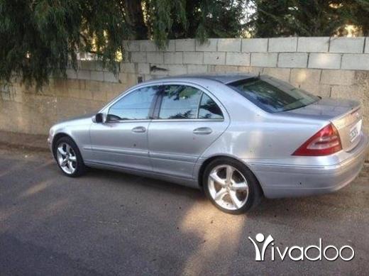 Mercedes-Benz in Nabatyeh - C240/2003.امكانية الفحص بالكامل.٧٠٤٥٥٤١٤