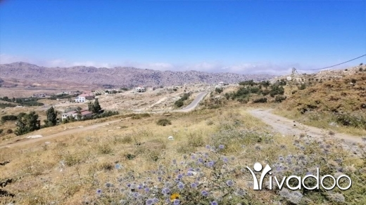 Land in Akoura - Land for Sale Aaqoura ( Laqlouq ) Area 696Sqm Zone V 15-30%