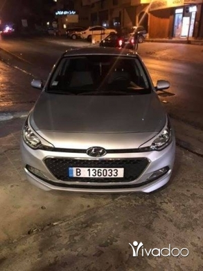 Hyundai in Beirut City - Hyundai i20 2018