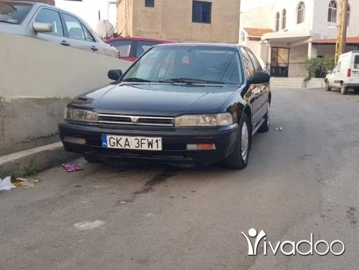 Honda in Tripoli - هوندا اكورد 90 للبيع او المقايضة