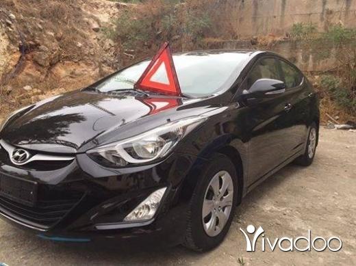 Hyundai in Beirut City - Hyundai Elentra model 2016