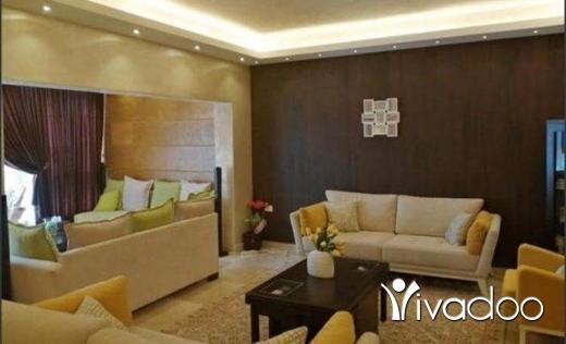 Apartments in Beirut City - للاجار شقة في منطقة دوحة الحص قرب المدرسة الألمانية مساحة ٢٠٠ متر+ ٥٠ متر تراس مسافة ١٢ كم من بيروت