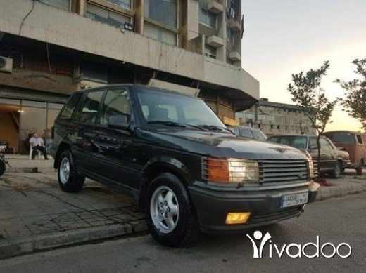 Rover in Beirut City - .