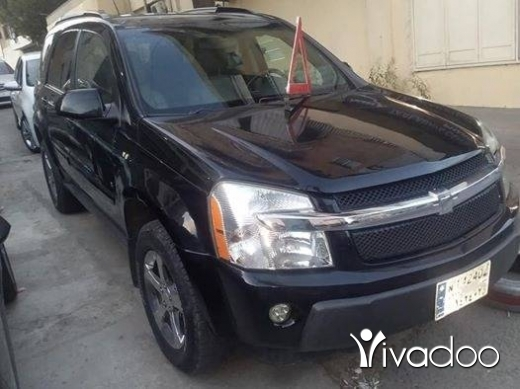 Chevrolet in Zahleh - Chevrolet equinox 2007 بحاله جيده جدا