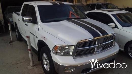 Dodge in Zahleh - Dodge ram 1500 2012 ajnabi clean carfax