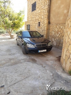 Mercedes-Benz in Hermel -  غواصة