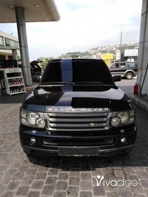 Land Rover in Beirut City - Range sport hse ktir ndiff