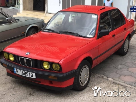 BMW in Beirut City - BMW 316i 1990 FOR SALE⚠️