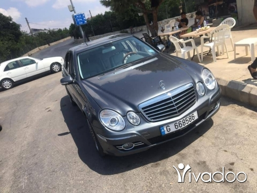 Mercedes-Benz in Sour - Mercedes E350 2009