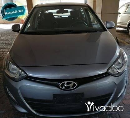 Hyundai dans Beyrouth - HYUNDAI I 20
