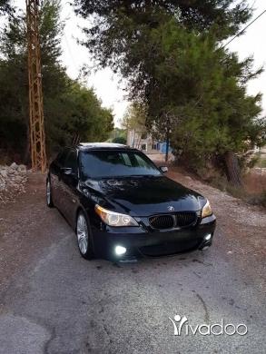 BMW dans Beyrouth - 530i 2006