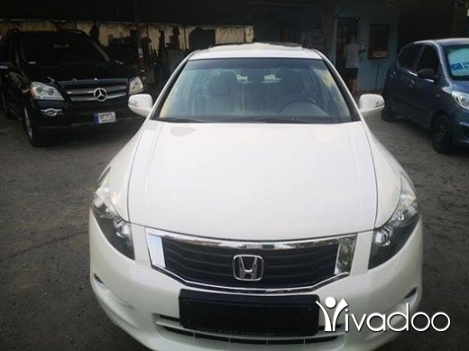 Honda dans Beyrouth - Honda accord