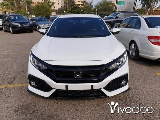 Honda dans Beyrouth - 2017 HONDA CIVIC SPORT EDITION
