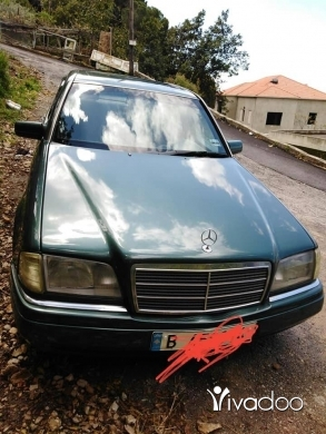 Mercedes-Benz in Jounieh - سي 180 موديل 94