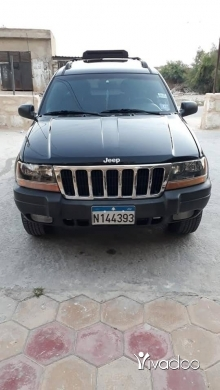 Jeep in Nabatyeh - jeep