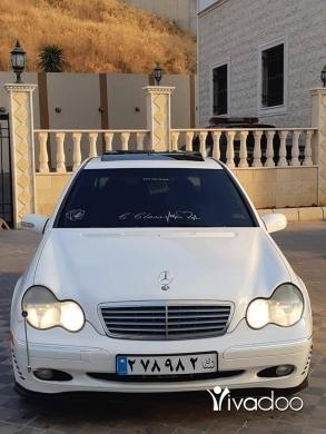 Mercedes-Benz dans Beyrouth - Marcedes Benz Cy 240 2002 whitee