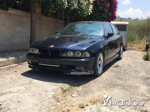 BMW in Saida - E39 1999