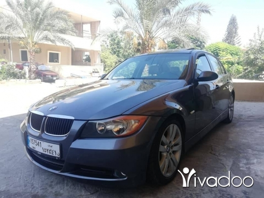 BMW in Nabatyeh - Bmw E90 325i model 2006