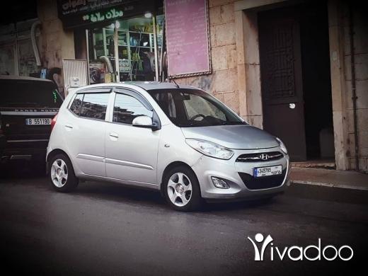 Hyundai in Beirut City - I10 2012 Full Vitesse