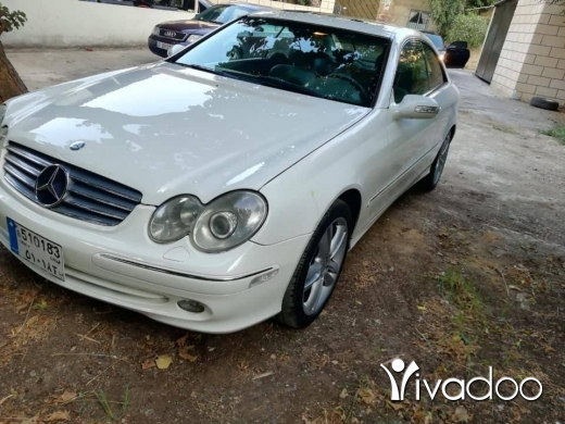Mercedes-Benz in Zgharta - clk 320 full opt