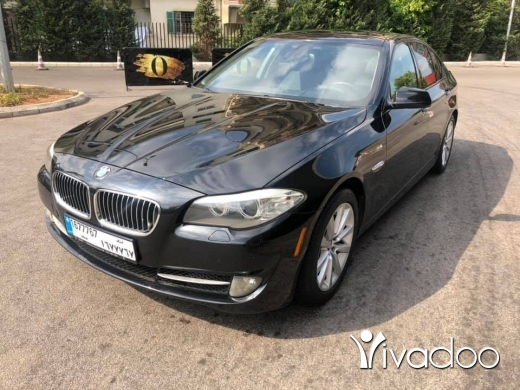 BMW in Dbayeh - BMW 528i 2011 black