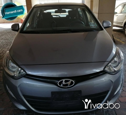 Hyundai in Beirut City - HYUNDAI I 20