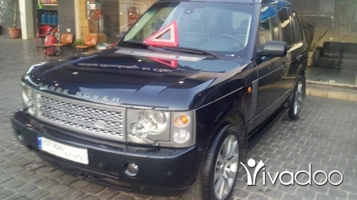 Land Rover in Beirut City - Range rover vogue 2004 clean carfax