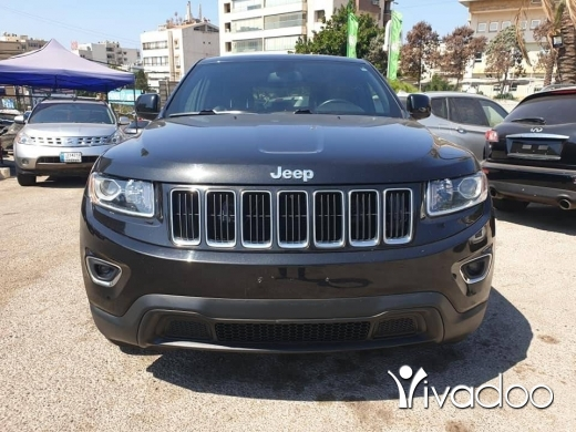 Jeep in Beirut City -  2014 GRAND CHEROKEE. 4X4