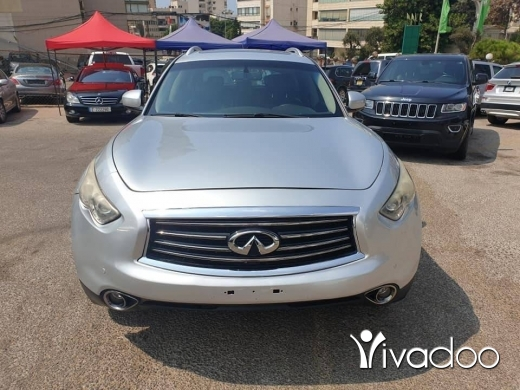 Infiniti in Beirut City -  2009 infinity FX35