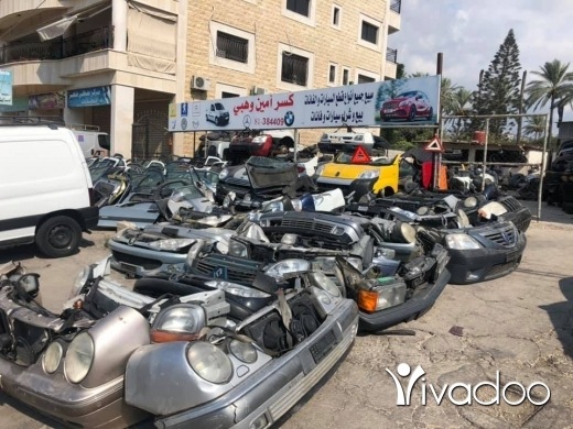 Replacement Parts in Saida - Ota3 seyarat min swisra