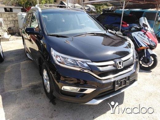 Honda in Chiyah - CRV Lx 4 well model 2015