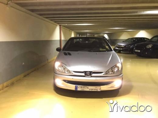 بيجو في دامور - Peugeot 206cc