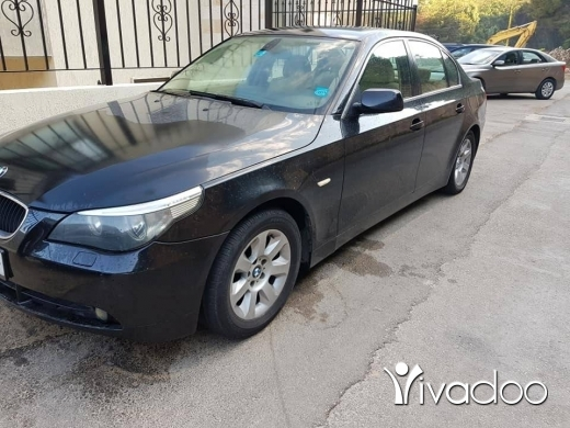 BMW in Port of Beirut - BMW 525I MOD 2004