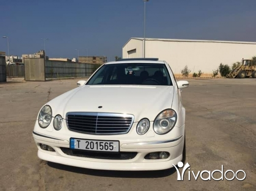 Mercedes-Benz in Beirut City - For sale Mercedes E320 Model 2003